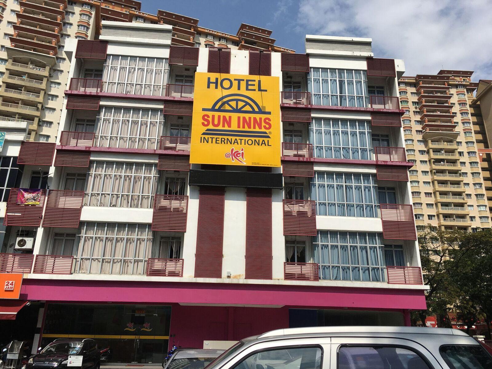 Sun Inns Hotel @ KOI, Kuala Lumpur
