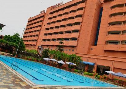 Sunlake Hotel Teras