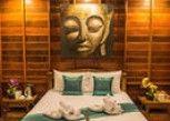 Pesan Kamar Kamar Double Standar di Sunlove Resort and Spa - Grand View