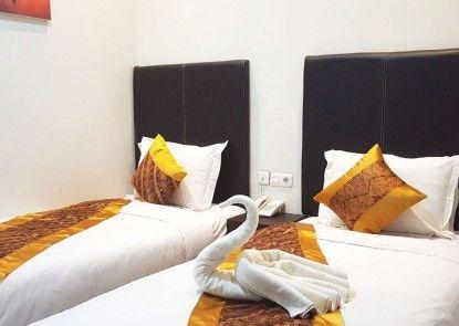 Sunrise Hotel Jogja Pemandangan