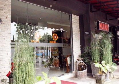 Sunrise Hotel Jogja Interior