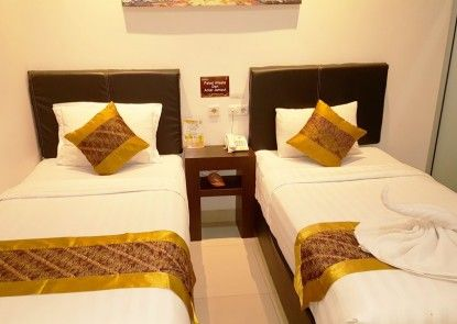 Sunrise Hotel Jogja Kamar Tamu