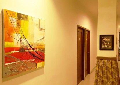 Sunrise Hotel Jombor Interior