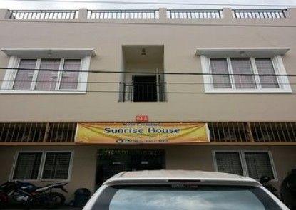 Sunrise House Teras