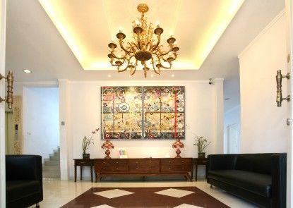 Sun Rise House Setiabudi Lobby