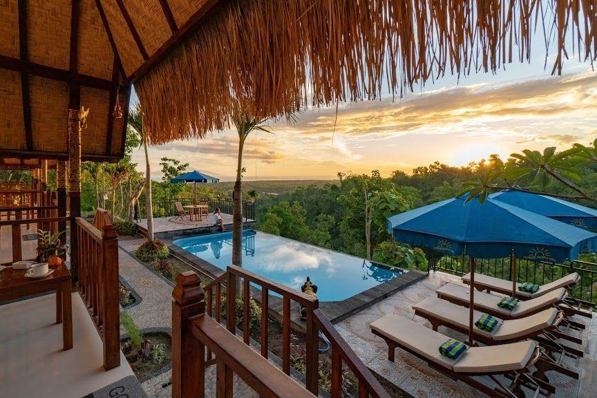 Sunrise Penida Hill, Klungkung