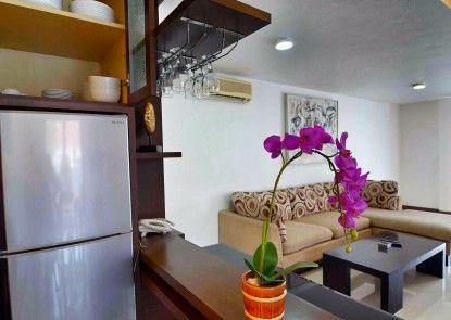 Sunset Residence Condotel Teras