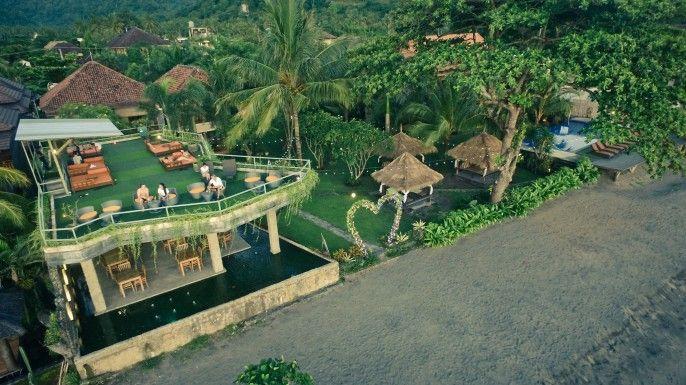 Sunsethouse Lombok, Lombok Barat