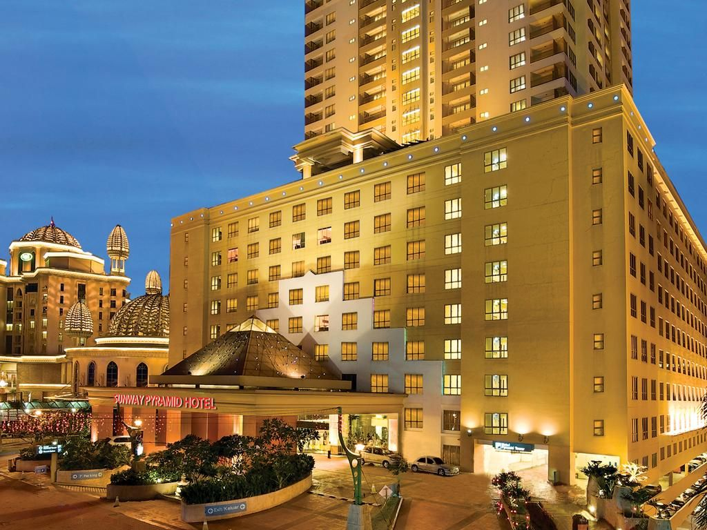 Sunway Pyramid Hotel,Petaling Jaya