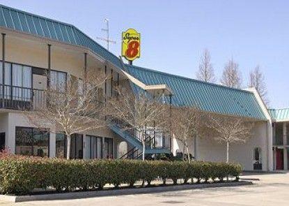 Super 8 Port Allen/W Baton Rouge Teras