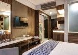 Pesan Kamar Superior Double Room Only di Sampit Residence Managed by Flat06