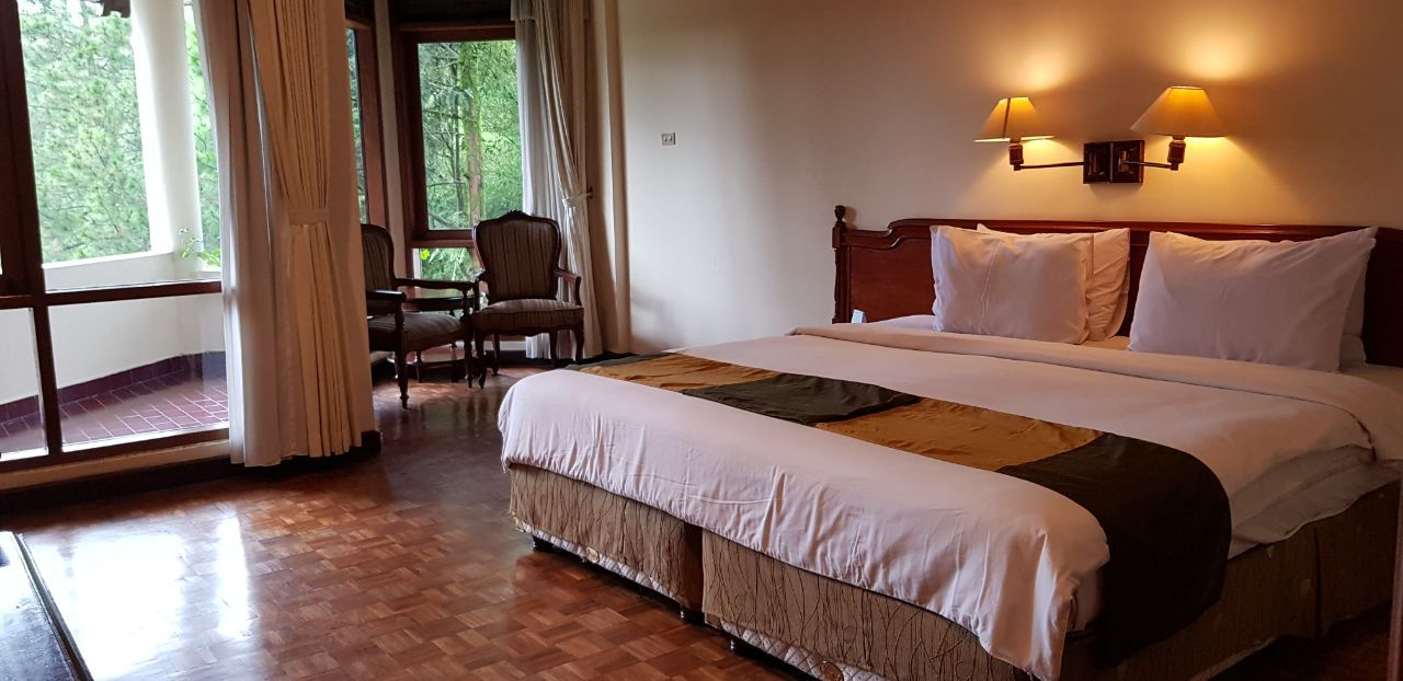 Puteri Gunung Hotel & Resort, Bandung