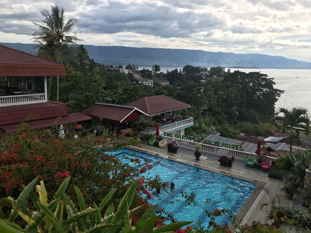 The Parapat View Hotel, Simalungun