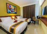 Pesan Kamar Superior Twin Bed Room Only di Noormans Hotel Semarang