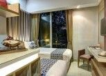 Pesan Kamar Superior Twin Room Only di Sampit Residence Managed by Flat06