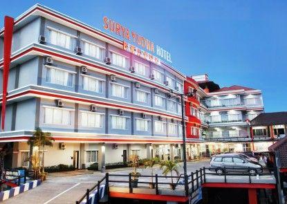 Surya Yudha Park Hotel Pintu Masuk