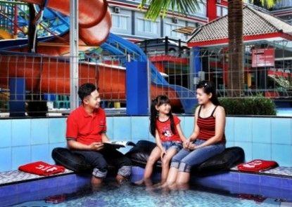 Surya Yudha Park Hotel Teras