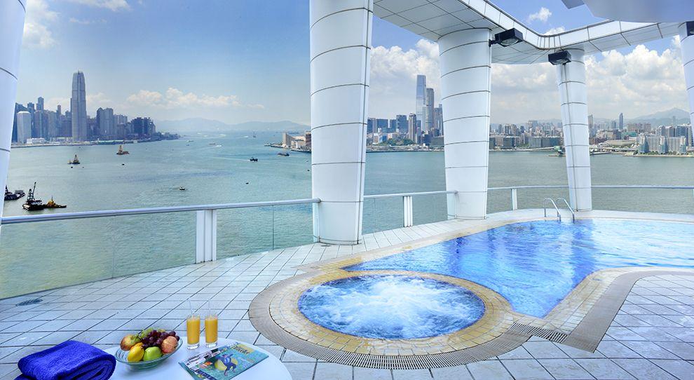 Metropark Hotel Causeway Bay Hong Kong, Eastern