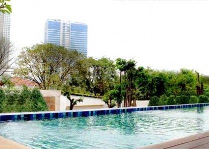 Veranda Hotel @ Pakubuwono Kolam Renang