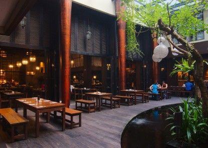 Swiss-Belhotel Rainforest, Kuta Lounge