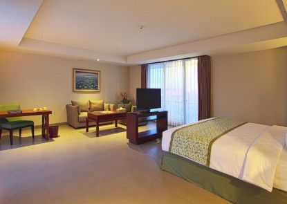 Swiss-Belhotel Rainforest, Kuta Ruangan Suite