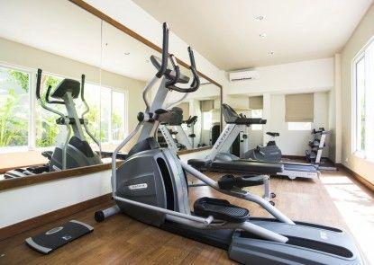 Swiss-Belinn Legian Ruangan Fitness