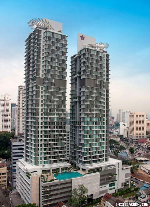 Swiss-Garden Residences Bukit Bintang KL, Kuala Lumpur