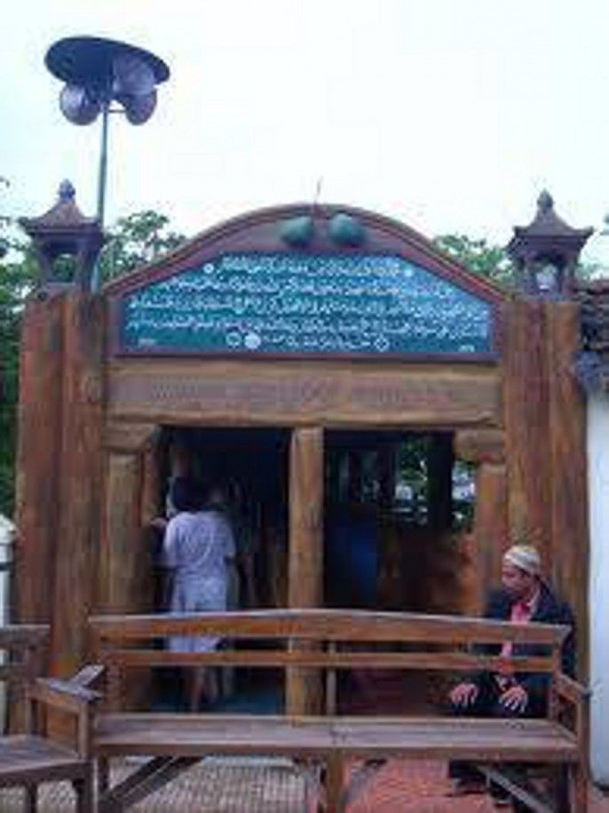 Makam Saridin