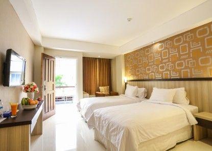 Sylvia Hotel Premier Kupang Teras
