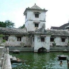Taman Sari Yogya The Water Castle