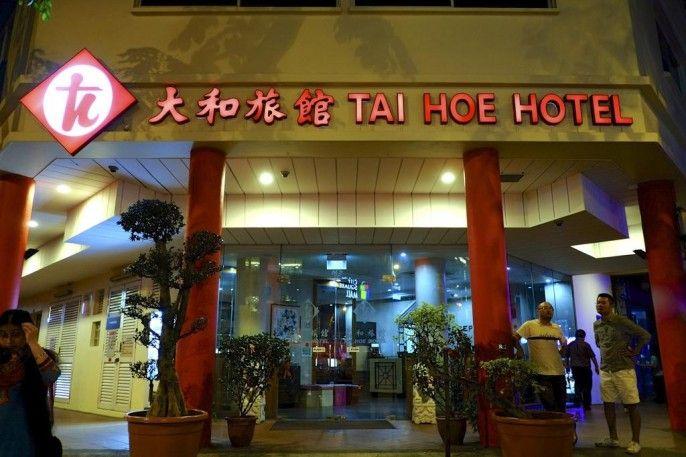 Tai Hoe Hotel, Rochor