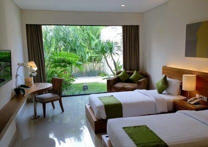 Taksu Sanur Hotel Kamar Tamu