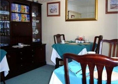 Tally Ho Bed and Breakfast Teras
