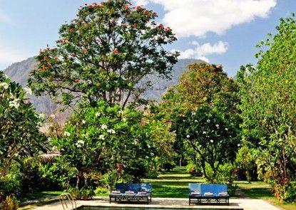 Taman Selini Wahana Beach Resort Pemandangan