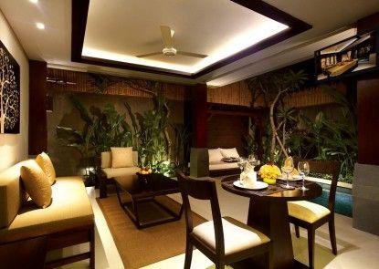 Tanadewa Luxury Villas & SPA Ruang Tamu