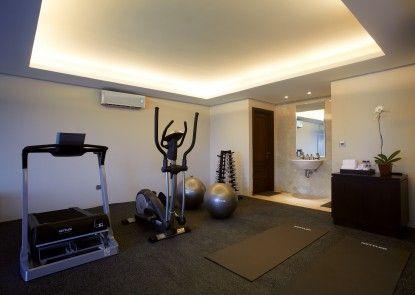 Tanadewa Luxury Villas & SPA Ruangan Fitness