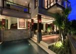 Pesan Kamar Vila, 2 Kamar Tidur, Pemandangan Teluk di Tanadewa Luxury Villas & SPA