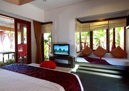 Tanjung Lesung Beach Hotel & Villa Courtyard