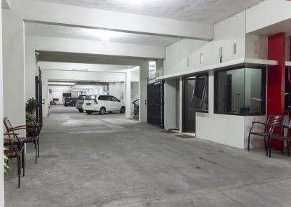 Tasik Jogja Hotel Tempat Parkir