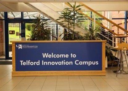 Telford University Rooms Ironbridge