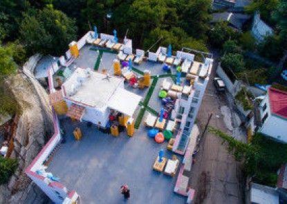 Terrace Avlabari by Log Inn