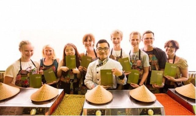 Thai Cuisine Cooking Class