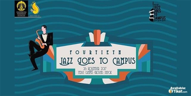 The 40Th Jazz Goes To Campus 2017