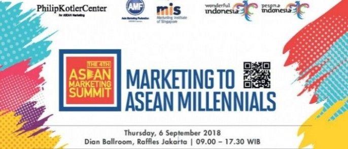 The 4th ASEAN Marketing Summit 2018