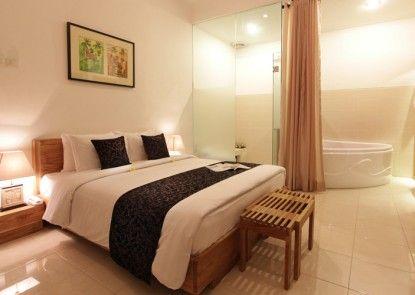 The Adnyana Villas & Spa Kamar Tamu