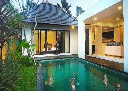 The Adnyana Villas & Spa Eksterior