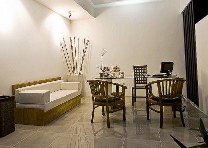 The Adnyana Villas & Spa Penerima Tamu