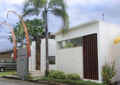 The Adnyana Villas & Spa Pintu Masuk