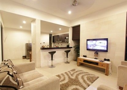 The Adnyana Villas & Spa Ruang Tamu