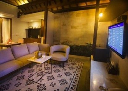 The Astari Villa & Restaurant Jimbaran Teras